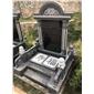 g654芝麻黑墓碑、g602、g648、进口石材