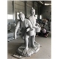 石雕公园景观,可定制、市政雕塑