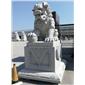 石狮,北京狮,南狮,古狮!可定制加工、  石狮大象麒麟