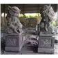 石獅,北京獅,南獅,古獅!可定制加工、  石獅大象麒麟
