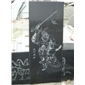 福鼎黑、蒙古黑工藝雕刻