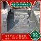 六方石-玄武岩-蒙古黑-墓碑