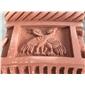 紅砂巖雕刻