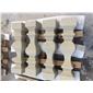 米黄砂岩罗马柱