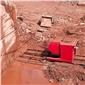 75kw大理石切割绳锯 花岗岩开采绳锯机 隧道切割