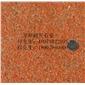 映山红帝王红石材、光泽红代代红花岗岩石材厂家直销