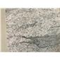 芝麻白路沿石,青石板中國黑灰洞石