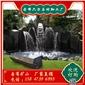 六方石-玄武巖-蒙古黑-噴泉流水