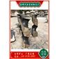 六方石-玄武岩-蒙古黑-喷泉流水