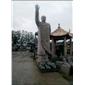 人物雕刻、风景石