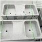 家用洗衣池搓衣板、芝麻灰