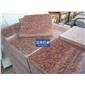 枫叶红光面花岗岩(G562)广西枫叶红石材