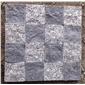 芝麻灰、芝麻黑花岗岩、654园林石材