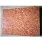 江西石材映山红富贵红光泽红代代红火烧板荔枝板光板石材