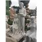 人物石雕 学校人物雕塑