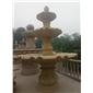莲花盆 喷泉
