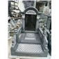 芝麻黑654墓碑歐洲墓碑