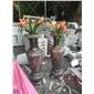 岢岚虹、石花瓶、幻彩红幻彩虹,加州红龙
