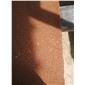 帝王红石材光泽红石材映山红石材荔枝面喷沙面石材