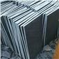 青石板青石厂家板岩价格300X600薄黑色板岩