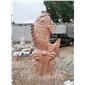 動物雕塑人物雕塑石獅濟寧石雕