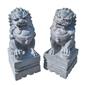 动物雕塑人物雕塑石狮门前石狮