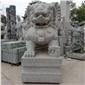動物雕塑石獅廠家