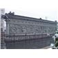 九龍壁屏風雕刻