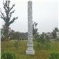 龙柱石材雕刻