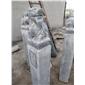 拴馬樁石材雕刻