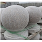 异形石材定制加工花岗岩挡车球 花瓶柱栏杆 s型路沿石