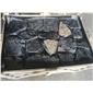 易縣黑亂型散石裝箱圖易縣黑成品