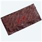 高粱红自然面蘑菇石广场别墅外墙装饰专用凹凸立体面蘑菇石定制