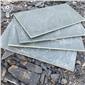 天然绿石板绿色天然石材江西板岩文化石厂家庐山市景天石材有限公司