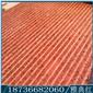 石岛红拉丝面楼梯板红色染板工厂