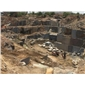 矿山英国棕石材