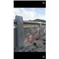 g623栏杆,芝麻白栏杆石材,g603芝麻白石材、g636花岗岩、板材