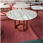 石材圓形桌面