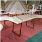 長條石材桌面