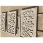 雕刻雕花 黄金麻石材荒料价格 g603白麻 黄金麻荔枝板 小花黄金麻价格