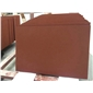红砂岩,可做大小型规格板、异形和雕刻等