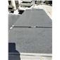 芝麻黑花崗巖G654#石材規格板