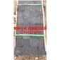G684福鼎黑珍珠黑自然面-花岗岩玄武岩石材厂家板材天然大理石各种规格定制