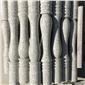 異形石材石欄桿花瓶柱