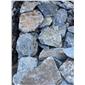 毛石切片河北厂家石超薄砖广场地铺不规则石材