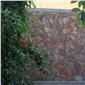 云南火山石浮石 火山石红色浮石