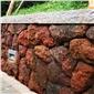 云南火山石蘑菇石 火山石浮石