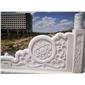 桥栏杆石材雕刻