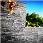 火山石板材 园林火山石文化石 火山岩文化石背景墙