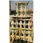 黄金麻异形石柱